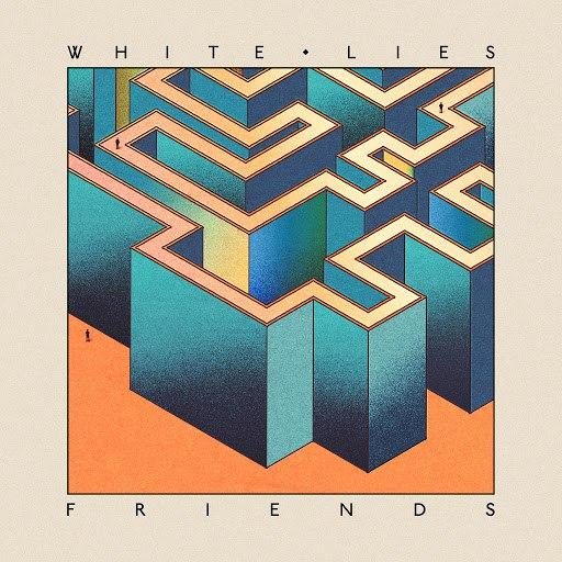 White Lies альбом Friends (Deluxe Album)