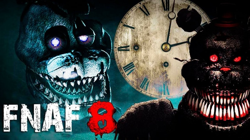 ФНАФ 8 ТРЕЙЛЕРЫ 2 - FNAF 8 TRAILERS 2 - FAN TRAILERS FIVE NIGHTS AT FREDDY'S 8! №2