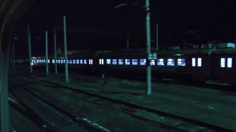 Отправление со станции Сергач