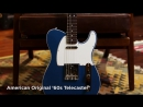 Fender American Original 60s Telecaster Electric Guitar