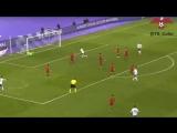 Mohamed Salah scores for Egypt.