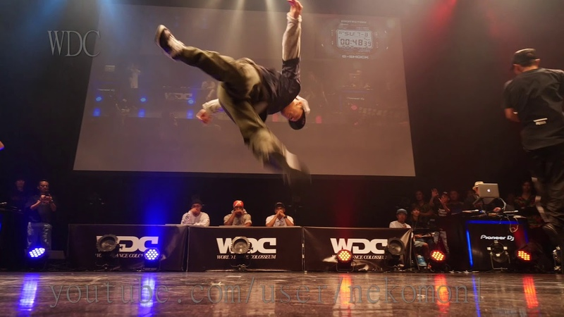 ISSEI Shigekix vs Chance Team BEST4 BREAKIN' WDC 2018 FINAL World Dance Colosseum смотреть онлайн без регистрации