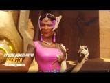 Overwatch Symmetra potg a.k.a. Goddess