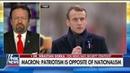 'This Is an Outrage': Gorka Says Macron's 'Nationalism' Swipe at Trump Was 'Pathetic'