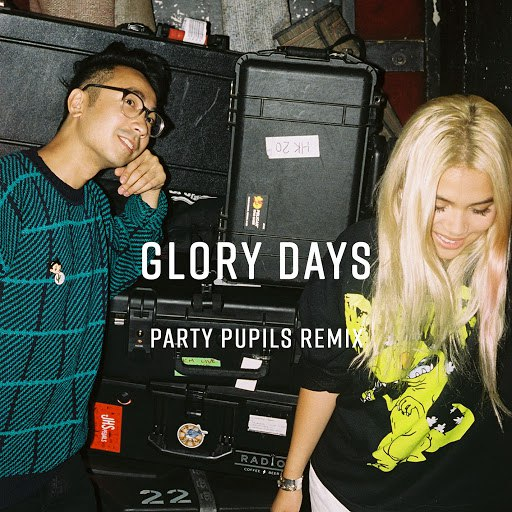 Sweater Beats альбом Glory Days (feat. Hayley Kiyoko) [Party Pupils Remix]