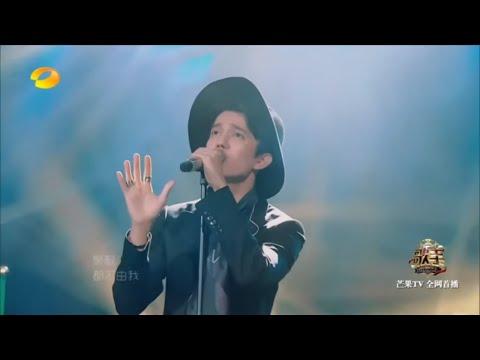 《歌手2018》歌手回忆杀:秋意浓 一首被迪玛希沙宝亮李泉翻牌子的歌 Singer201812304