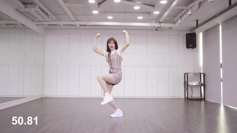 100sec IOI DANCE MEDLEY (100초 아이오아이 댄스 메들리) _⁄ Cover by SuHyun Kim (Mirror Mode)