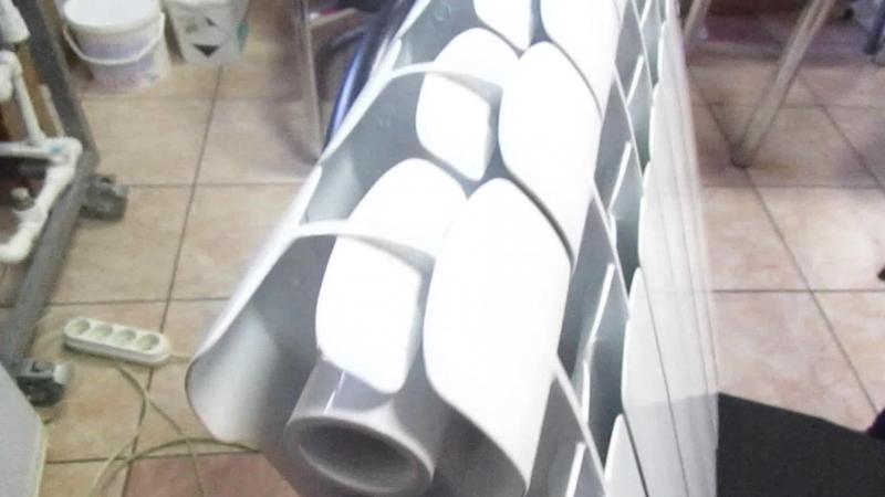 Индиго Супер биметалл радиатор
