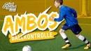 Fussballtraining Ambos Ballkontrolle Technik