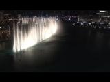 Фонтан в Дубае под песню Уитни Хьюстон. От такой красоты дух захватывает!_(VIDEOMEG.RU)