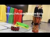 Выступление playback-проекта