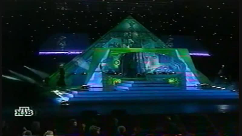 О счастливчик ТЭФИ 2000