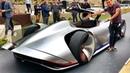 1937 г., 600 сил, 395 км/ч ПЕРВЫЙ ОБЗОР на Мерс EQ SILVER ARROW! Топовый концепт Mercedes-Benz.