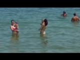 Леха в море