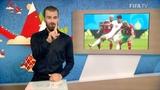 Марокко - Иран. Обзор матча FIFA WC 2018 - Международные жесты