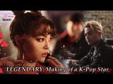 Legendary Making  of a K-Pop Star Episodio 1 DoramasTC4ever