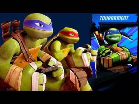 LEONARDO NICKELODEON PVP TOURNAMENT MASTER LEAGUE III - Teenage Mutant Ninja Turtles Legends