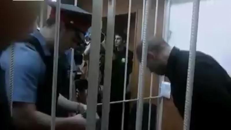 Вову арестовали нах!