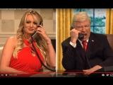 Скандал с порнозвездой. #перевёлиозвучил Андрей Бочаров