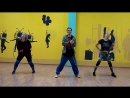 ARINA DASHA DENIS | JAZZ FUNK (ADULT GROUP) | Hamilton Evans Choreography