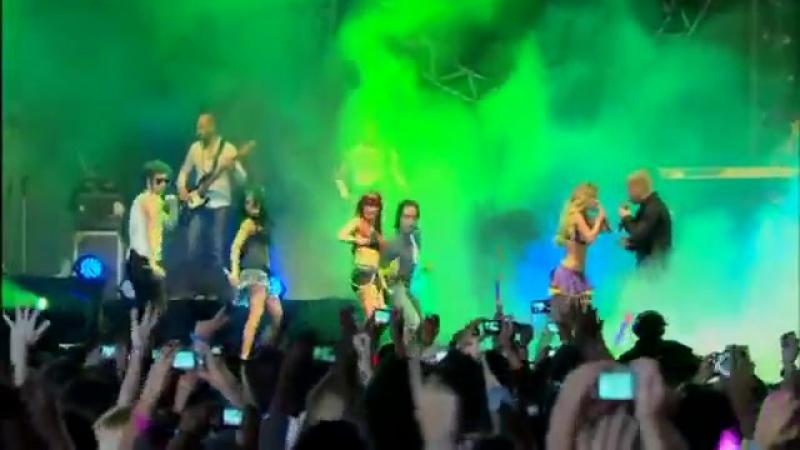 RBD - Aún Hay Algo - 2 (Tour Del Adiós)