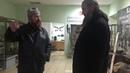 Беседа с А.Н Бахтиным в Военно-историческом клубе реконструкции