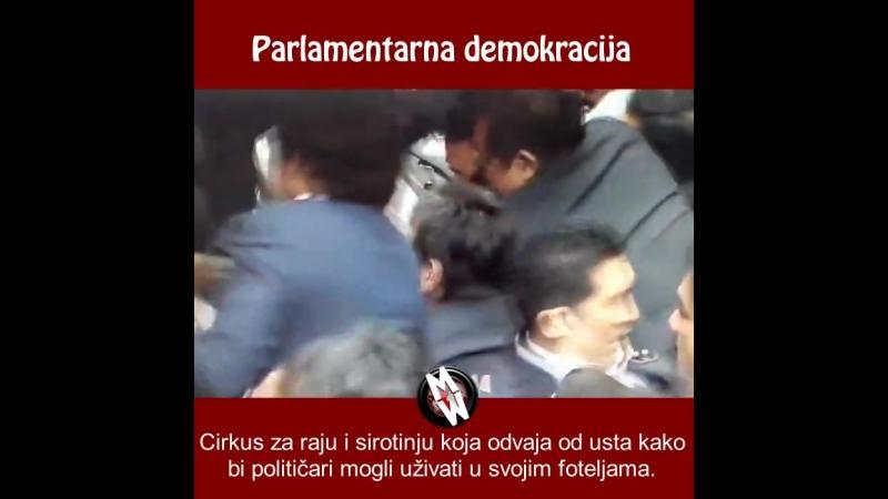 Je li parlamentarna demokracija cirkus za raju?