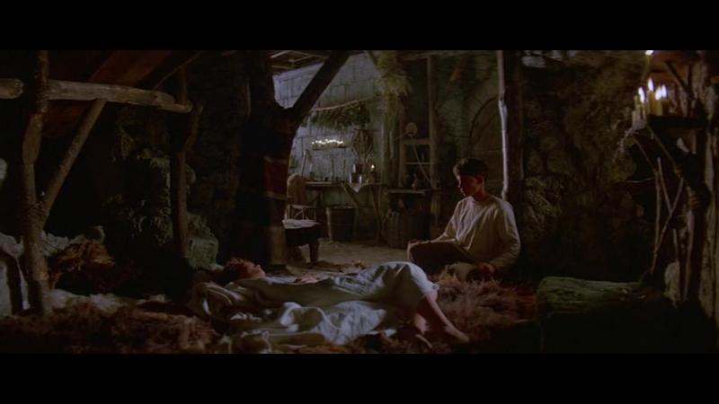ЛЕДИ ЯСТРЕБ (1985) 1080p]