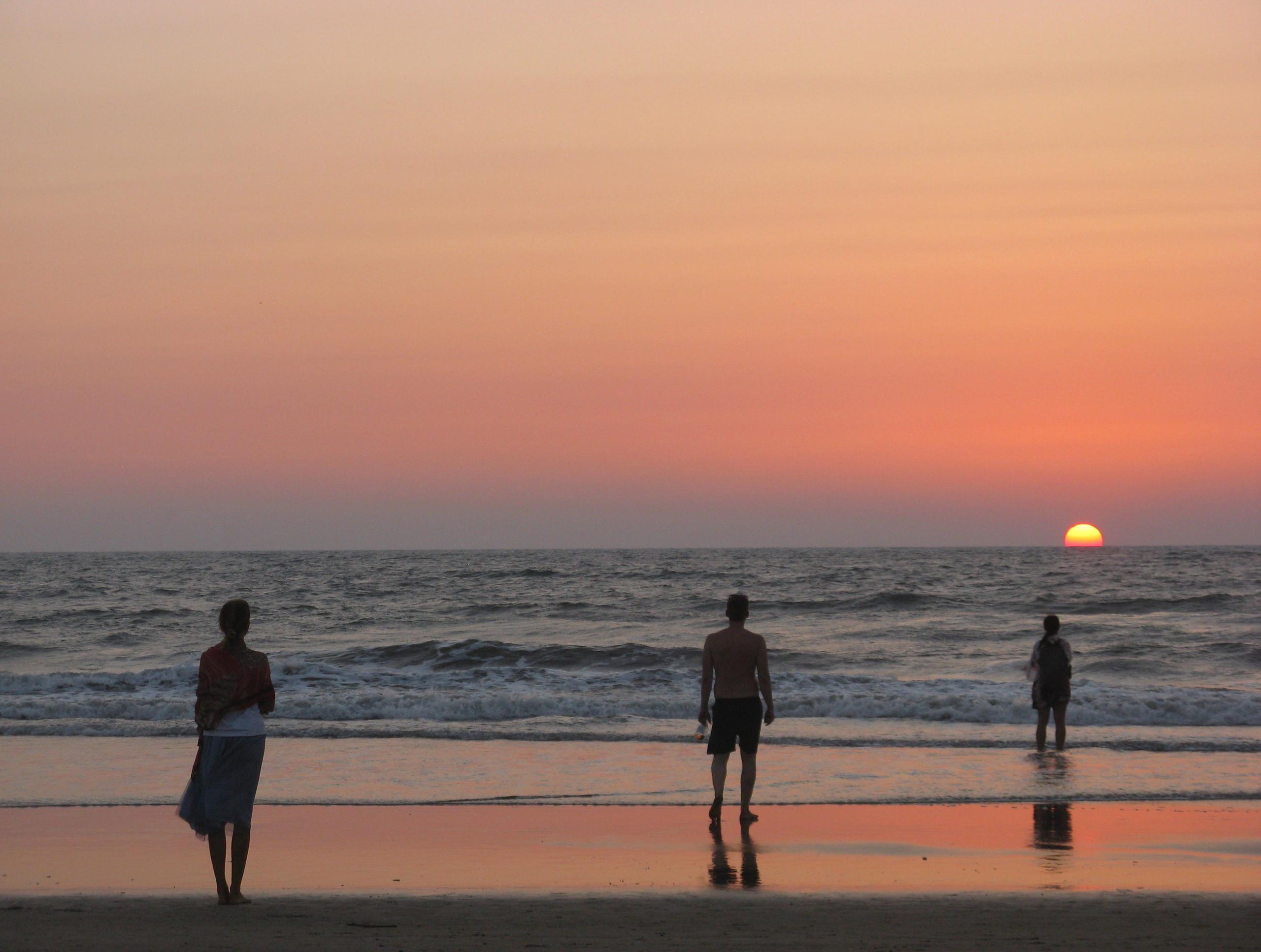 Индийское море – прекрасное и ужасное