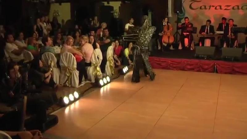 Azad Kaan Tarazade Oriental Dance Festival 2012 Istanbul