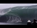 Красота больших волн
