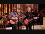 Kris Kristofferson &amp Darius Rucker on their collaboration Rehearsals (21.11.2011)