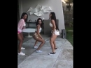 3 hot girls sexy dance