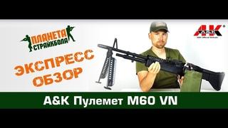 A&K Пулемет M60 VN