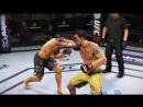 EA Sports UFC 3 The Legends Rise