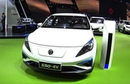 One more Chinese Electric vehicle Dongfeng Goes S50 EV On The Beijing Auto Show