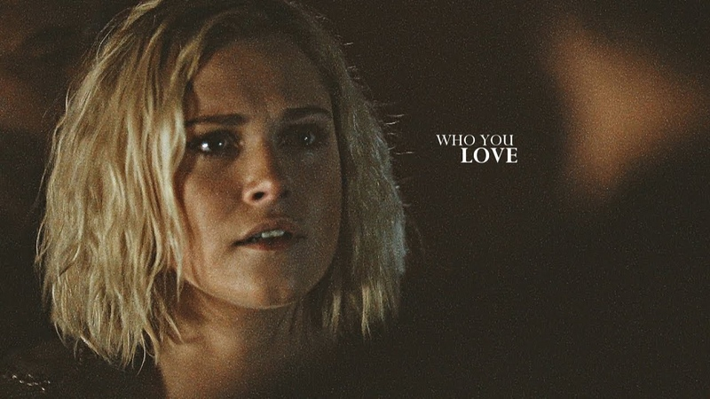 Bellamy and Clarke ● Who you Love