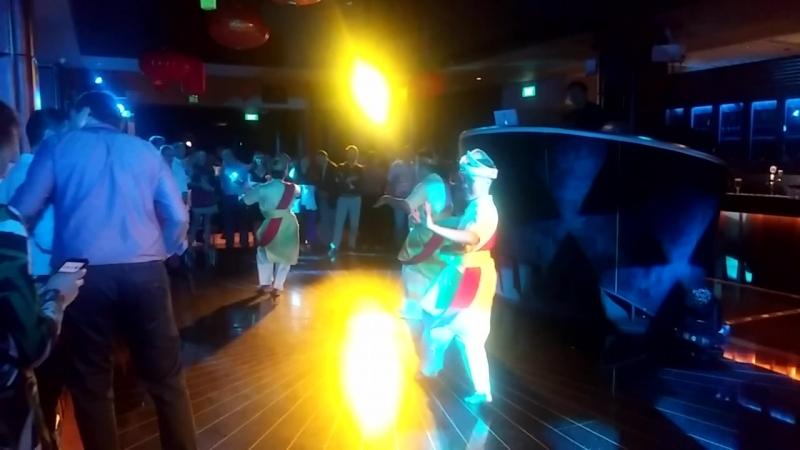 малазийские народные танцы