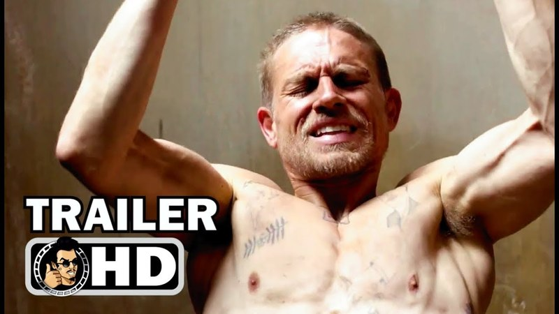 PAPILLON Official Trailer (2018) Charlie Hunnam, Rami Malek Prison Drama Movie HD