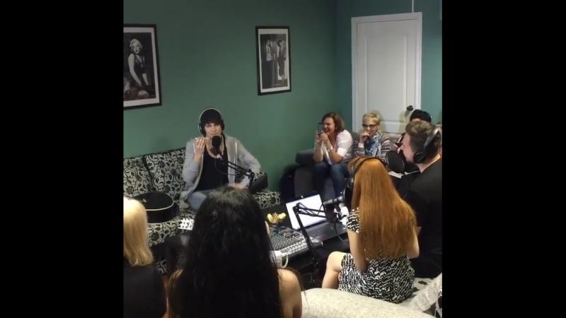 Александр БОН звонит Билану .Фан-встреча.16.05.2016 г.