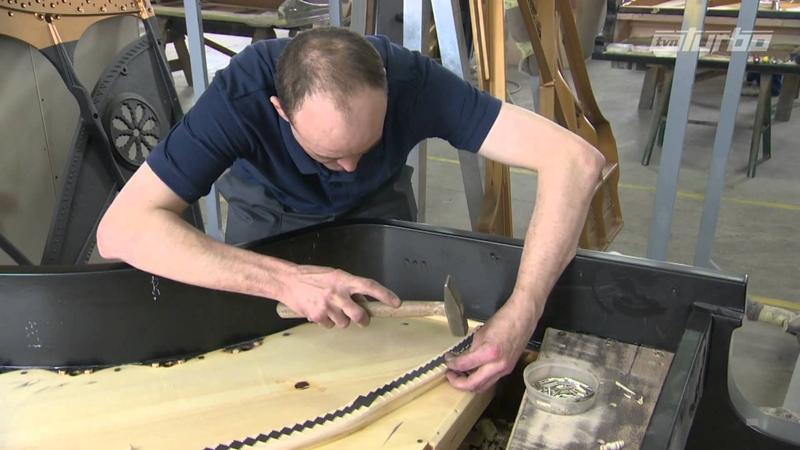 Piano restoration by SAP Renovation (Poland)