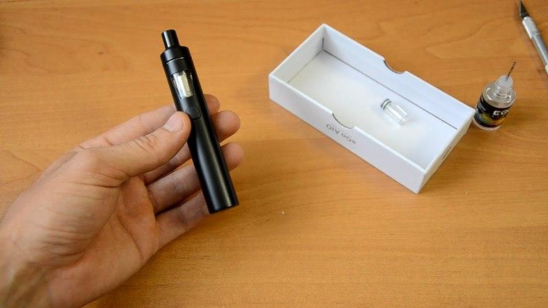 Электронная сигарета Joyetech EGO AIO - Посылка из Китая