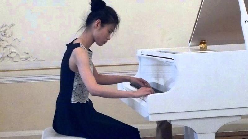 Ноктюрны. Хуа Чин Ван I отделение концерта