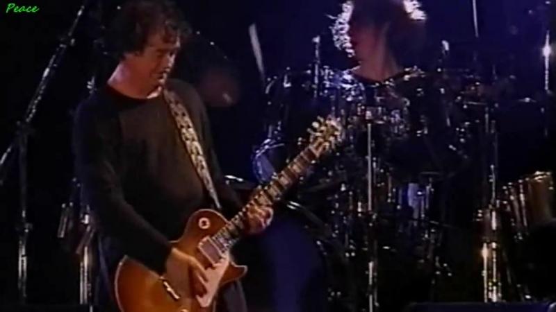 Jimmy Page (Джимми Пейдж) Robert Plant ...Your Hand (720p).mp4