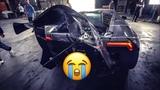 LAMBORGHINI CRASHES IN JAKE PAUL MUSIC VIDEO RANDY SAVAGE! DESTROYED