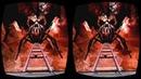 Darkness Roller Coaster VR Google Cardboard 3D SBS Virtual Reality Video