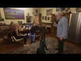ЧЁРНЫЙ ВОРОН исполняет. Артамон - любимый пёс Вики и Вадима ЦЫГАНОВЫХ