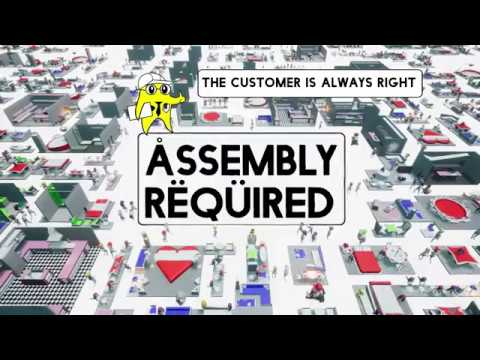 Assembly Required Announcement Trailer