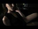 Девушка с кальяном, трюки с дымом. Lounge Bar Jinn