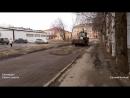 БеРоморск Ремонт дороги